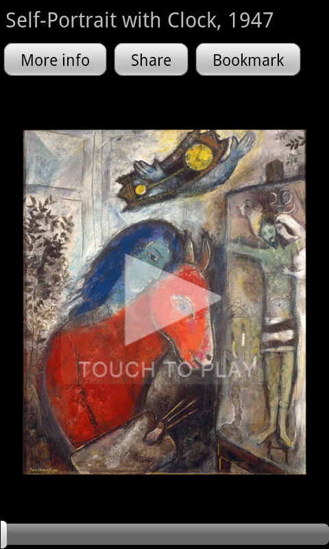 Chagall-The Jewish Museum, NY- screenshot