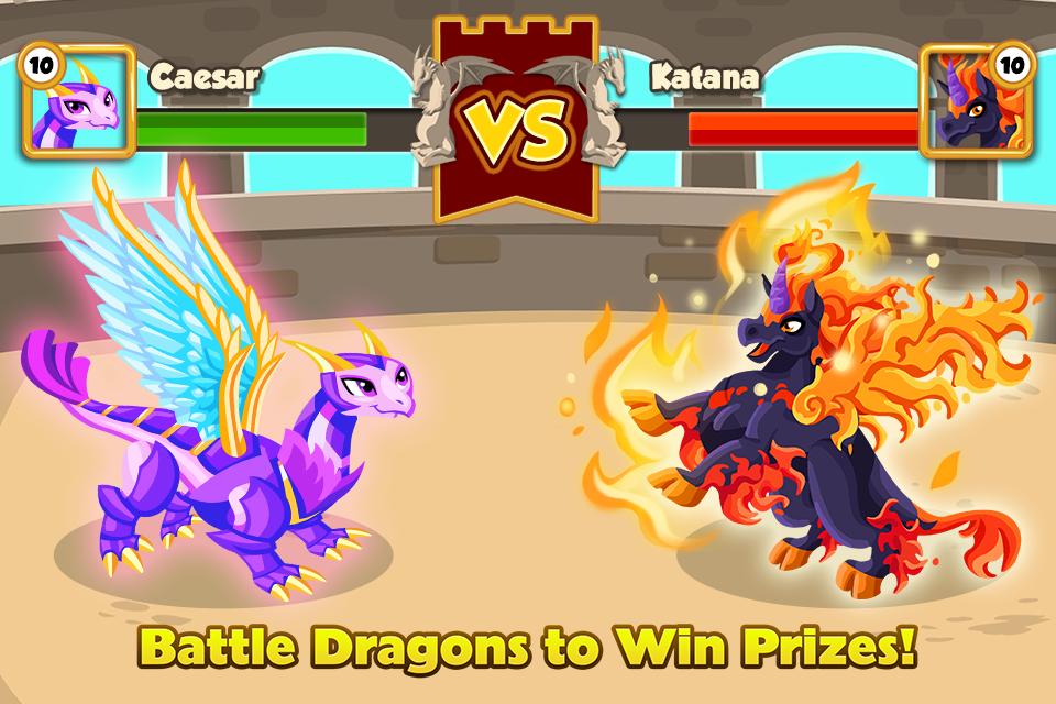 Dragon Story™- screenshot