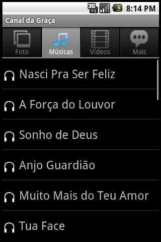 Canal da Graça- screenshot