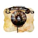 Gaiman's Oracular Orb logo