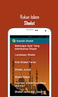Screenshot of Rukun Islam