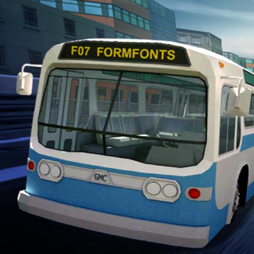 賽車遊戲App|無料のバス乗客の公園、それ LOGO-3C達人阿輝的APP