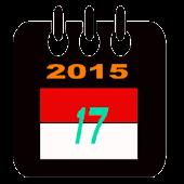 Kalender 2015 Indo