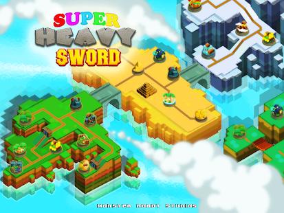 Super HEAVY Sword free