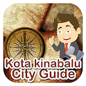 Kota Kinabalu City Guide icon
