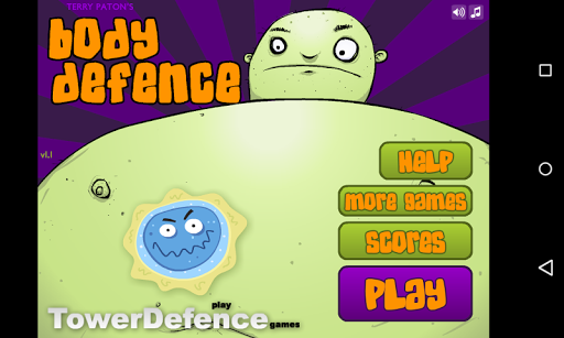 Human Body Defence: Infection