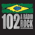 102 A Rádio Rock/Santos/Brasil icon