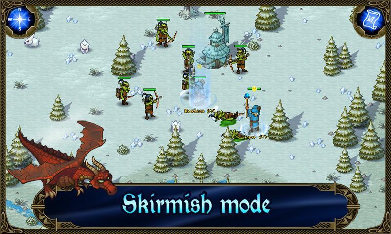 Majesty: Northern Expansion screenshot #6