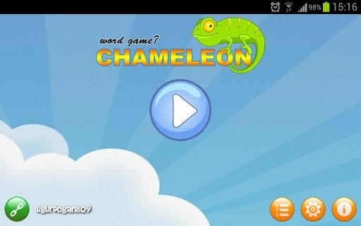 Chameleon Kelime Oyunu FULL