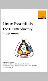 Linux Essentials - screenshot thumbnail
