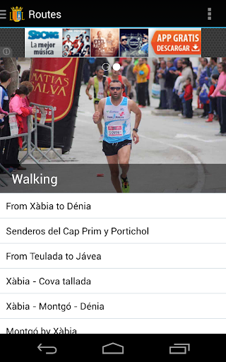 【免費旅遊App】Xàbia/Jávea-APP點子