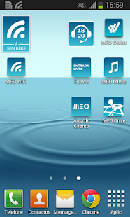 MEO WiFi- screenshot thumbnail