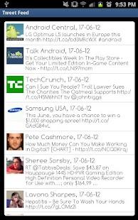 Reader for Twitter- screenshot thumbnail