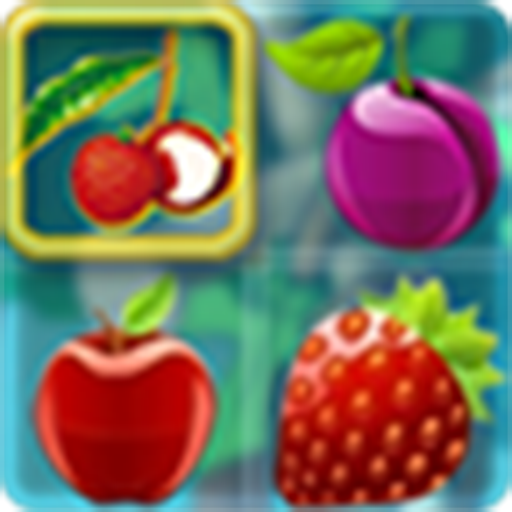 水果对对碰 LOGO-APP點子