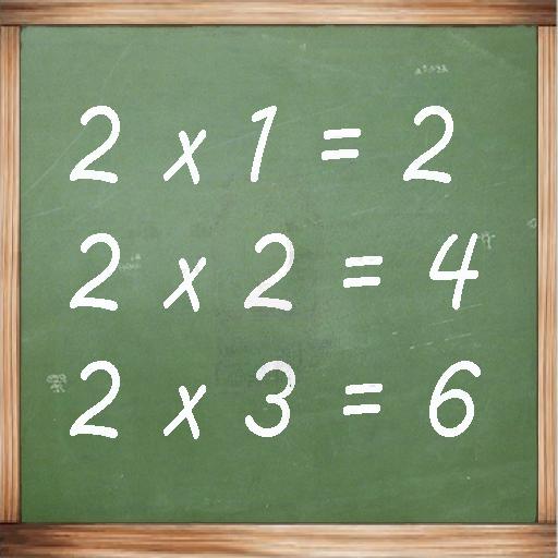 乘法表 LOGO-APP點子