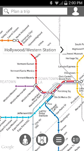 Go Metro Los Angeles - screenshot thumbnail