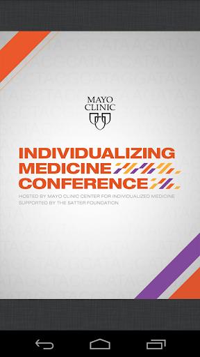 Individualizing Medicine 2014