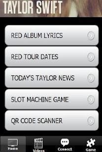 Taylor Swift Red Album Lyrics - screenshot thumbnail