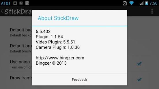 StickDraw - Video Plugin - screenshot thumbnail