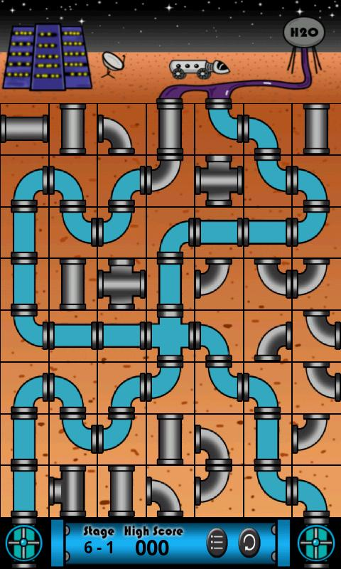Crazy Pipes- screenshot