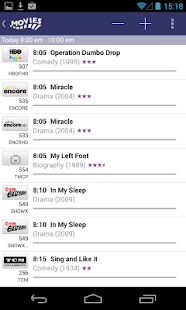 TV Listings by TV24 - screenshot thumbnail