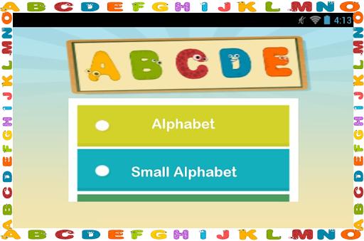 Kids Alphabet A-Z Game