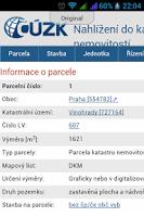 Screenshot of iKatastr