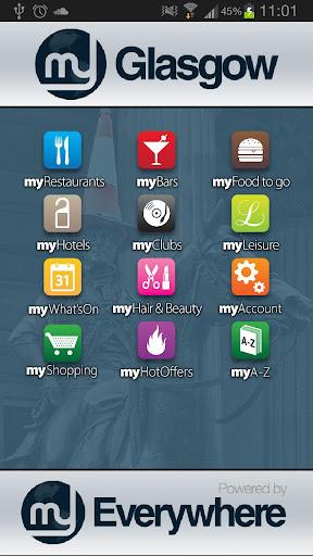 myGlasgow App
