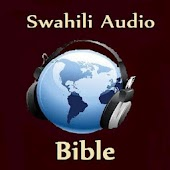 Swahili Audio Bible(Kiswahili)