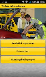 ADAC Pannenhilfe Screenshot 7