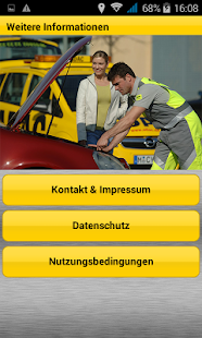 ADAC Pannenhilfe- screenshot thumbnail