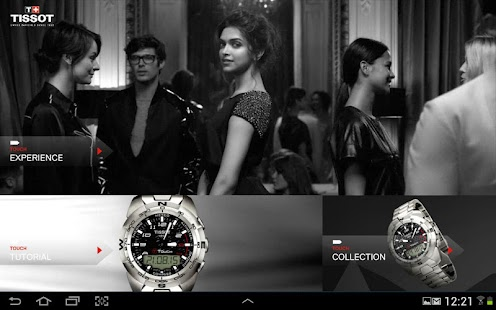 Tissot Touch - screenshot thumbnail