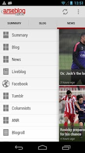 Arseblog (Official) - screenshot thumbnail