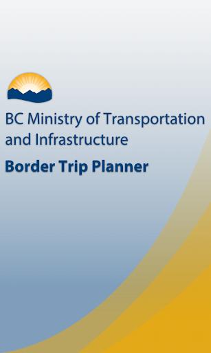 BC Border Travel Times