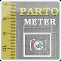 Partometer - camera measure icon