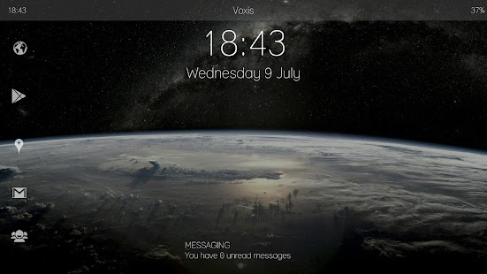 Voxis Launcher - screenshot