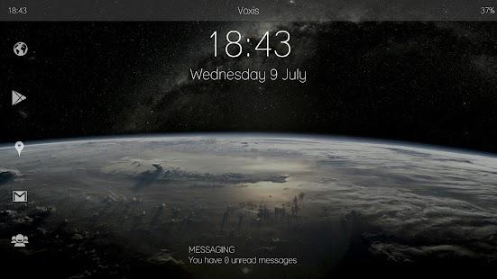 Voxis Launcher - screenshot
