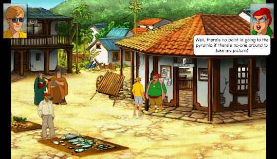 Broken Sword 2: Remastered Screenshot 18