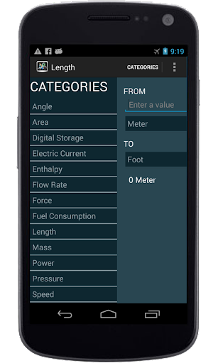 All in One Unit Converter App