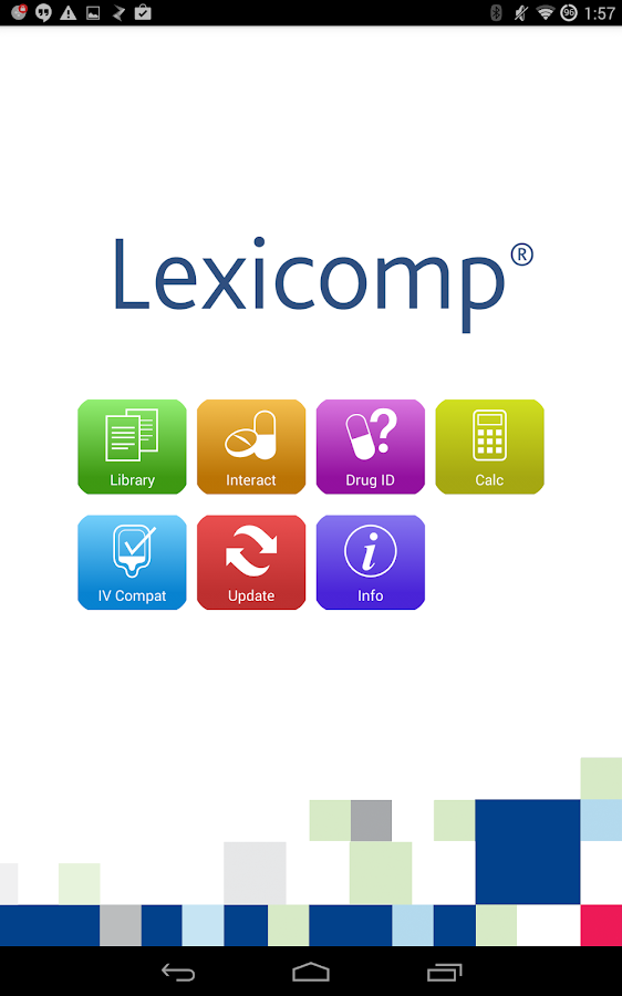 Lexicomp- screenshot