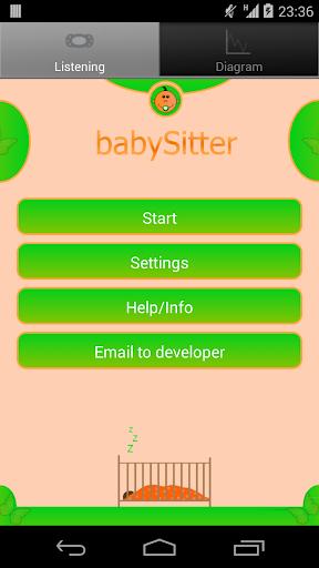 BabySitter - Babyphone
