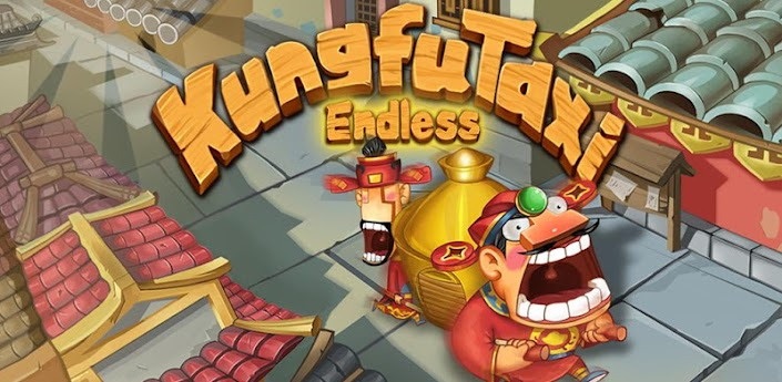 KungfuTaxi-Endless (Кунг-Фу Такси) - скачать игру на андроид