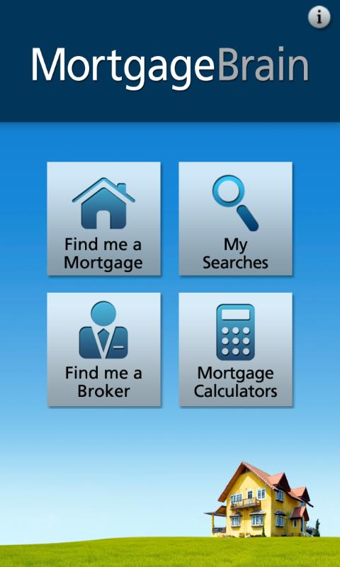 UK Mortgage Quote Finder- screenshot