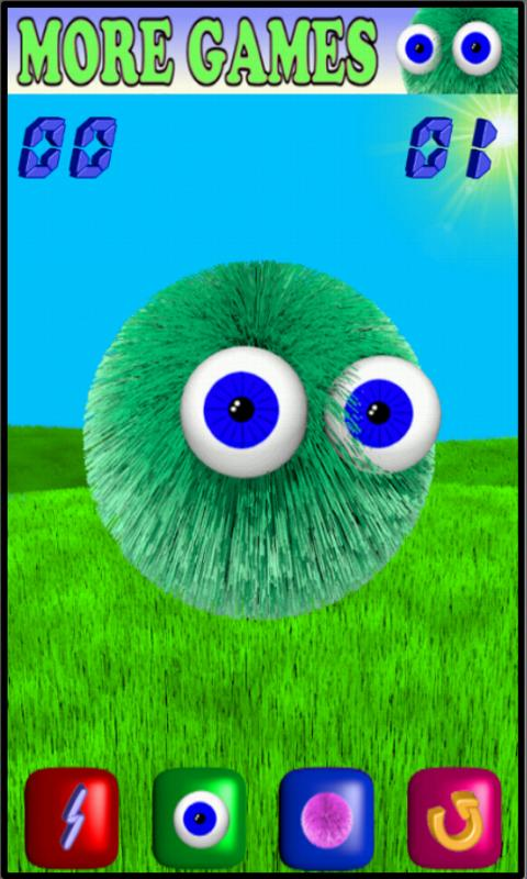 Fuzz Ball - screenshot