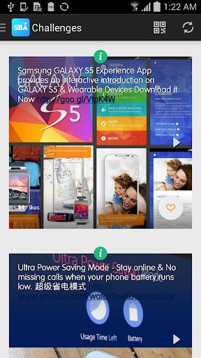 【免費教育App】GE - Samsung Blue Academy-APP點子
