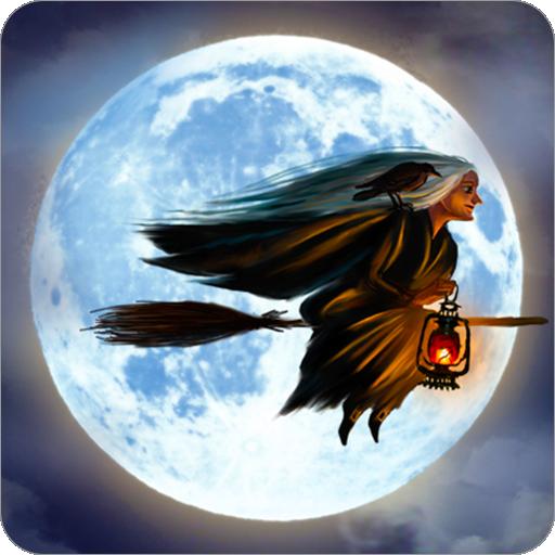 快樂的女巫 個人化 App LOGO-APP試玩