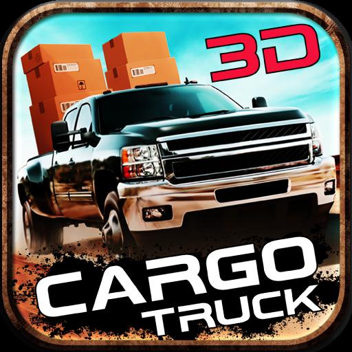 路运货卡车 賽車遊戲 App LOGO-APP試玩