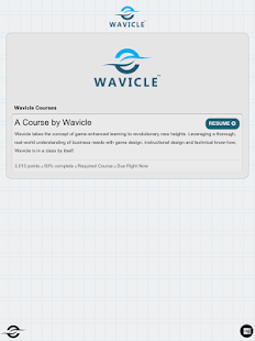 Wavicle - screenshot thumbnail