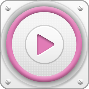 Playerpro Cloudy Pink Skin   Android Apps On Google Play