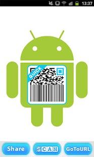 Quick QR Barcode Scanner